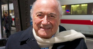 4-term FIFA president, Sepp Blatter faces re-election under heavy condemnation as early as Friday   Photo courtesy of Sputniktilt, Wikimedia Commons