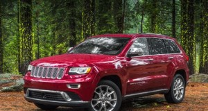 2015 Jeep Grand Cherokee Photo courtesy of Fiat-Chrysler America/Detroit Free Press
