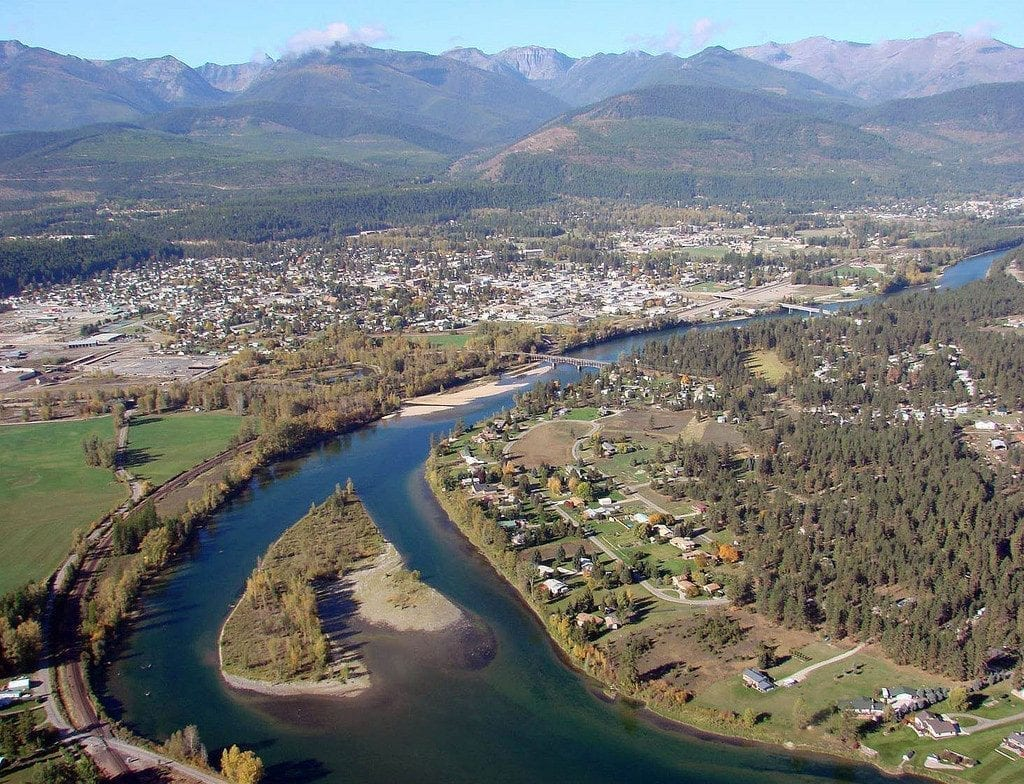 Libby, Montana, where an asbestos-bearing vermiculite mine spawned thousands of lawsuits from mine workers and their families. Photo courtesy of the US EPA, via Flickr.