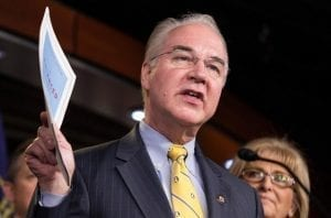 Tom Price; Image by Joshua Roberts, http://www.reuters.com/