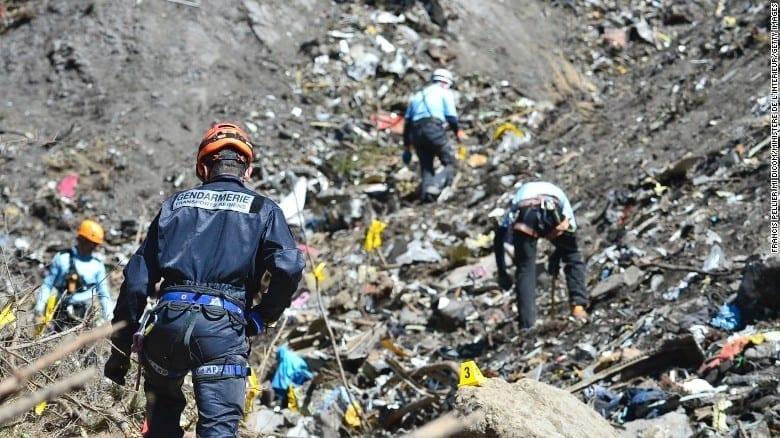 Judge Scraps Germanwings Lawsuit Two Years After Crash