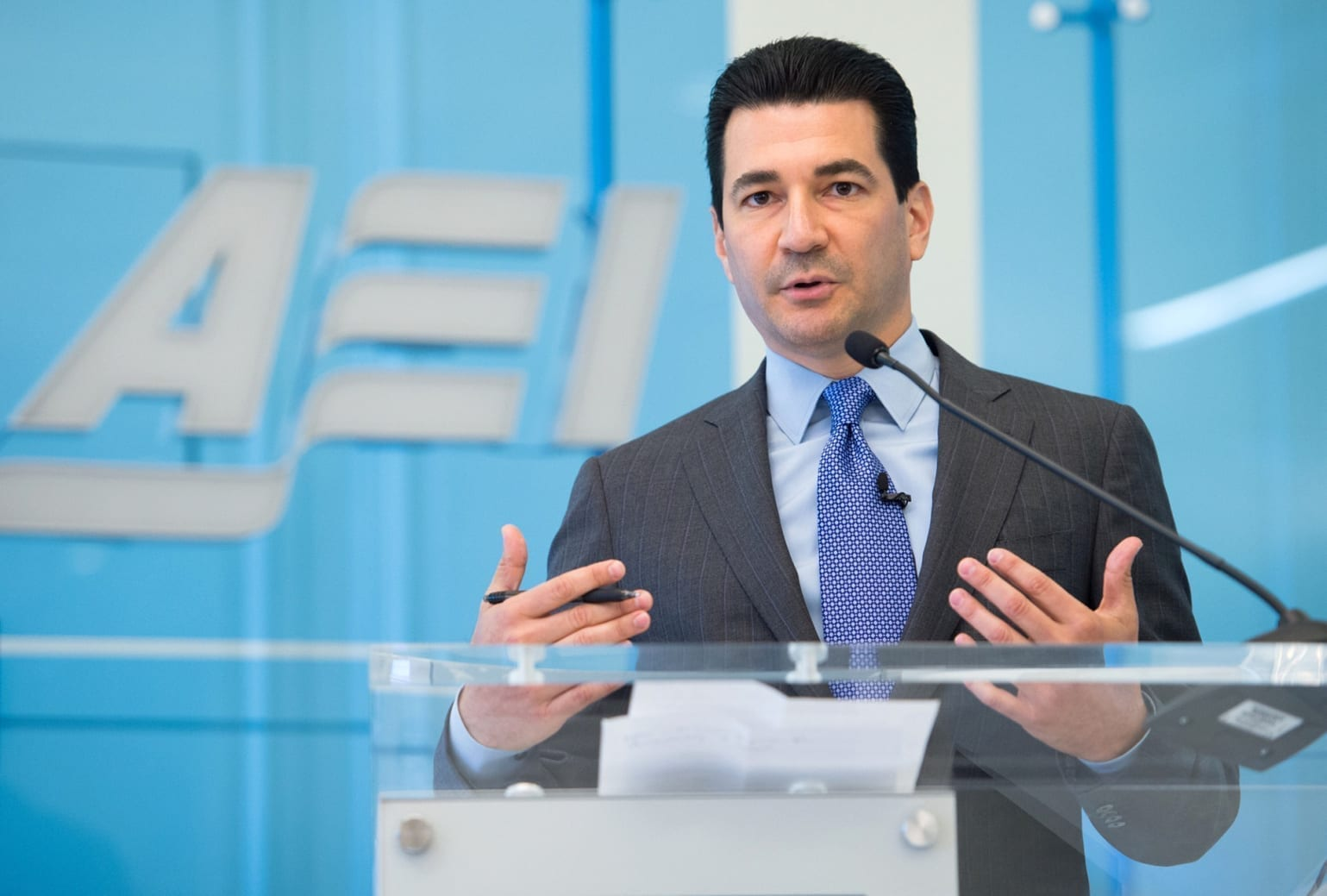scott gottlieb nominated as commissioner of fda legal reader scott gottlieb is donald trump s pick for commissioner of the food and drug administration picture courtesy of the american enterprise institute