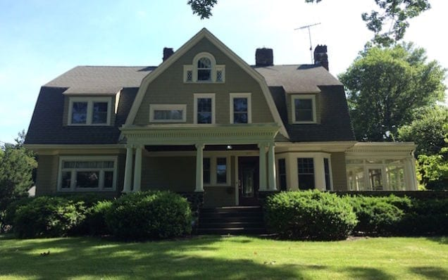 New Jersey home targeted by the real life Watcher