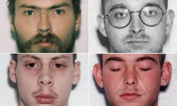 The Norfolk Four Men