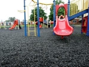 Playground raises issues regarding the division of church and state