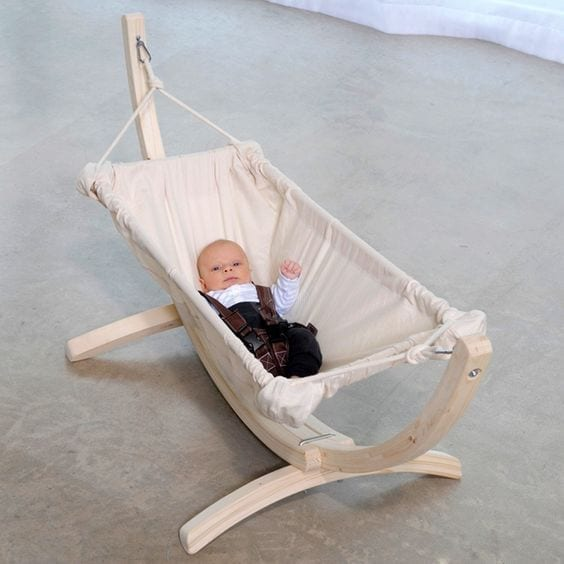 image of a baby in a baby hammock new safety standards proposed for baby hammocks and other infant      rh   legalreader