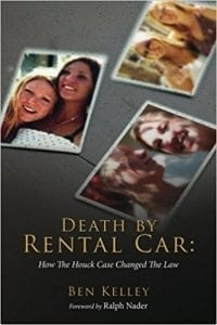 Death by Rental Car book cover
