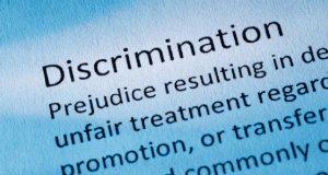 Image of the definition of Discrimination.