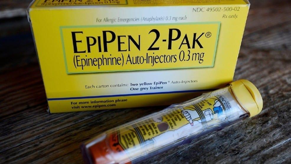 Image of an EpiPen 2-Pak