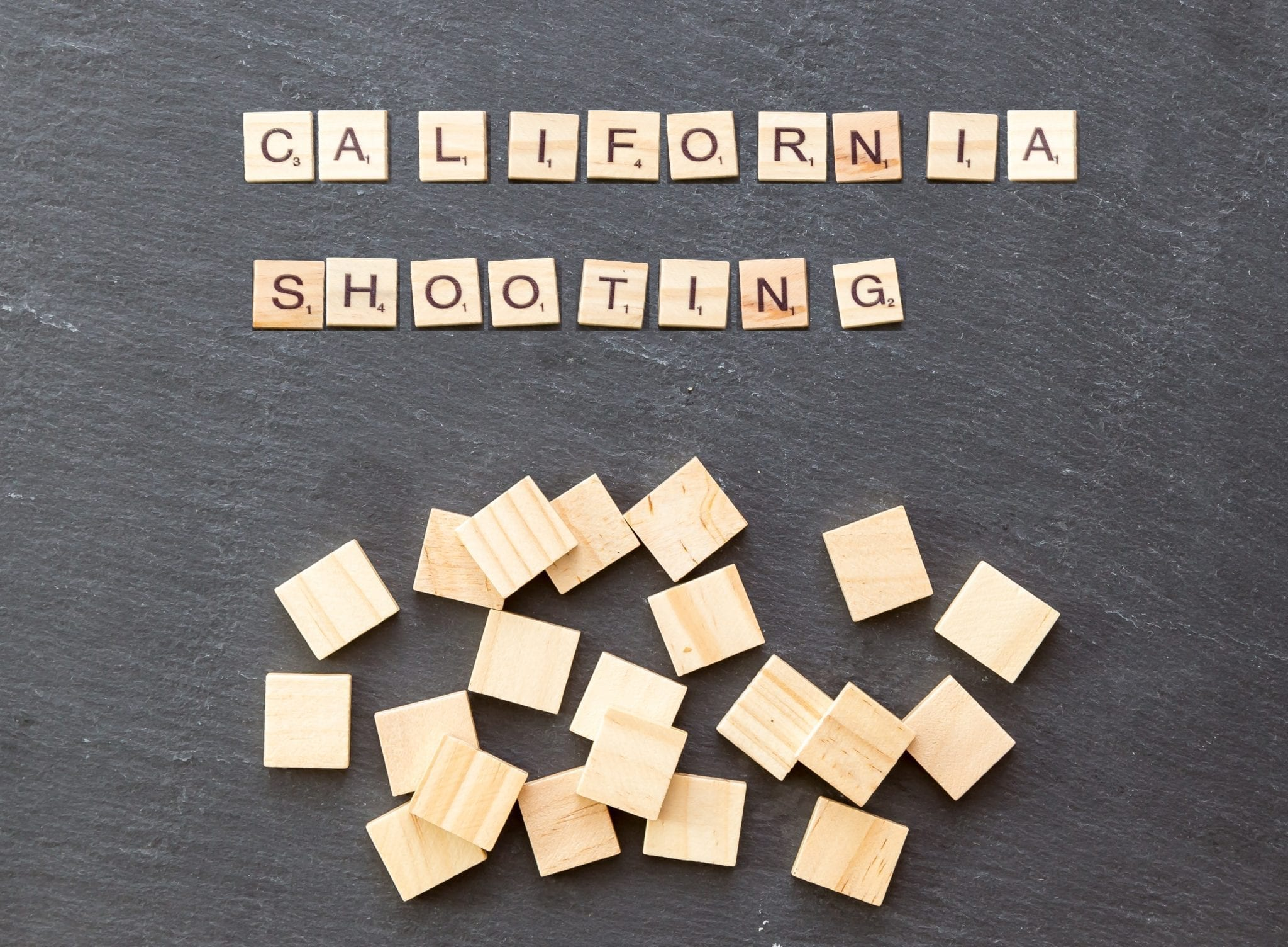 California school shootings; image by Marco Verch, via Flickr, CC BY 2.0, no changes made.