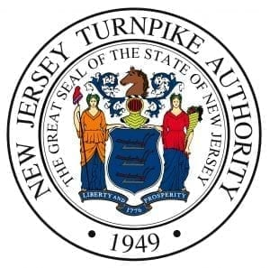 Image of the New Jersey Turnpike Authority seal