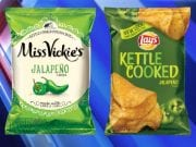 Image of the Recalled Jalapeno Flavored Chips