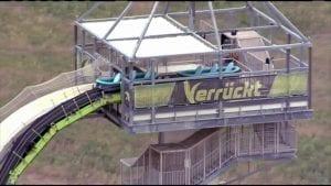 Image of the Verrückt Water Slide