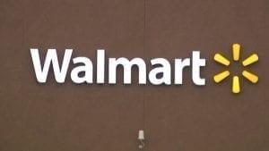 Image of the word 'Walmart'