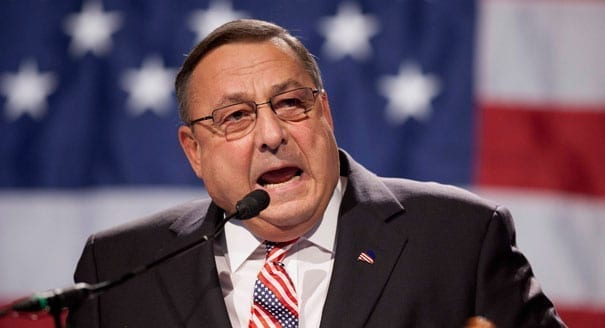 Maine Governor Blames Attorney General For Funding Issues