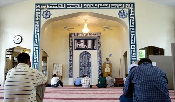 Officials Make Mosque Construction Impossible