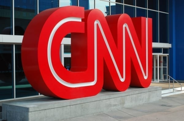 Image of a CNN Sign