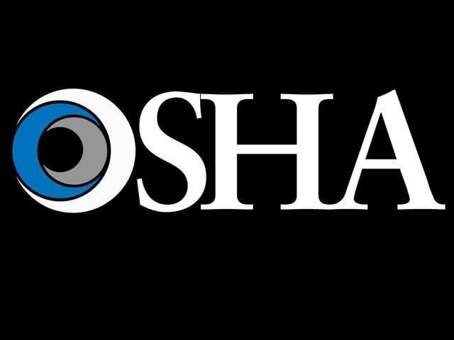 Image of an OSHA logo