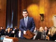 FDA Commissioner Dr. Scott Gottlieb; image courtesy of www.progressivegrocer.com.