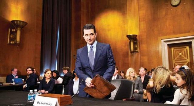 FDA Commissioner Dr. Scott Gottlieb; image courtesy of www.progressivegrocer.com.