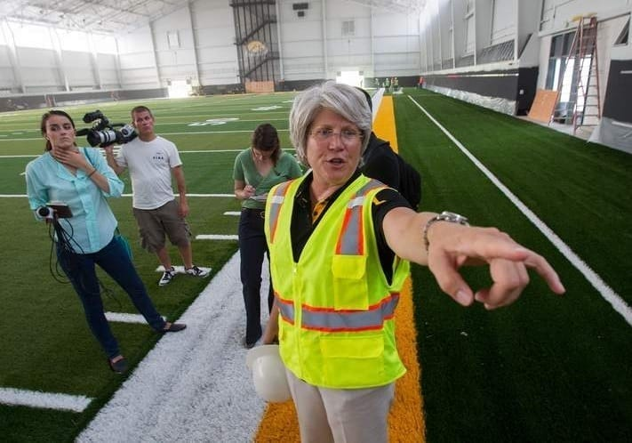 Meyer Wins Equal Rights Whistleblower Lawsuit Against University of Iowa