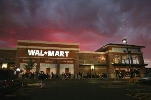 Walmart Shoplifter Has Two Left Feet