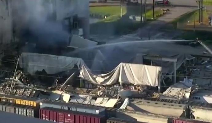 Corn Mill Blast Leaves At Least Three Men Dead