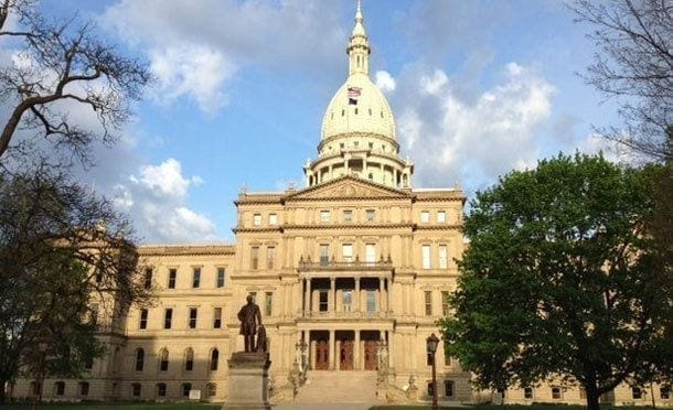 Image result for michigan house of representatives