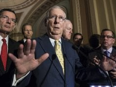 McConnell and friends; image courtesy of www.washingtonexaminer.com.