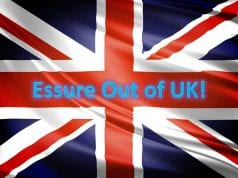 Essure out of UK! Flag image courtesy of www.silicon.co.uk.