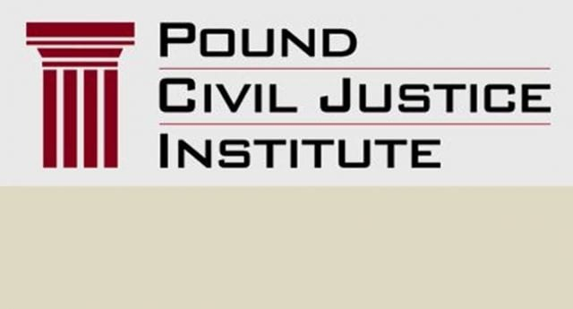 Pound Institute logo; image courtesy of www.poundinstitute.org.
