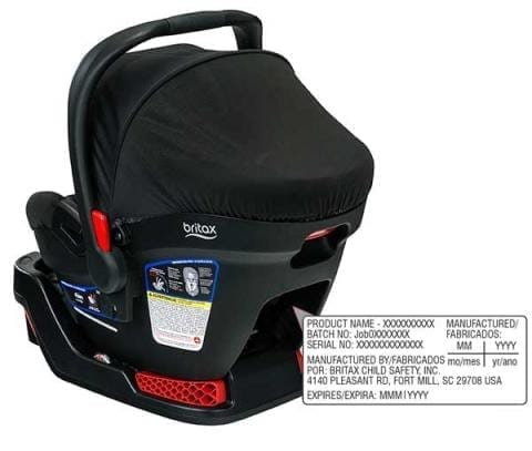 popular britax car seats recalled due to choking hazard legal reader. Black Bedroom Furniture Sets. Home Design Ideas