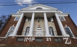 Image of the The Phi Kappa Psi house at the University of Virginia