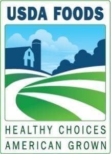 Image of a USDA logo