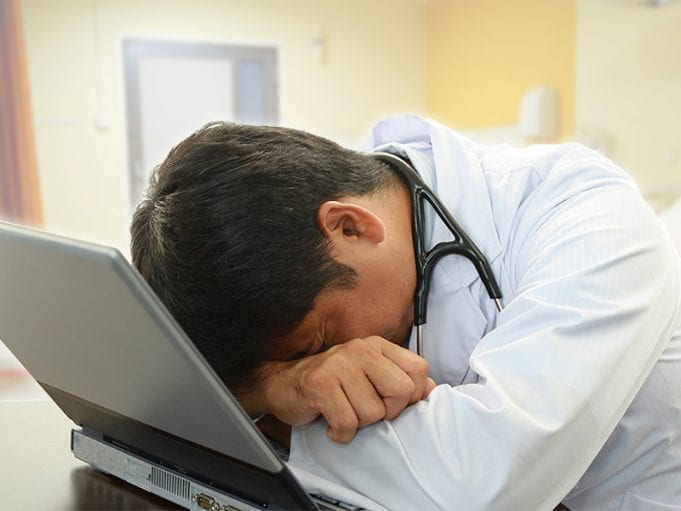 Juggling Paperwork With Patient Care - A Physician's Administrative Burden