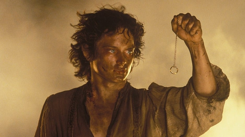 Image of Frodo, from the Lord of the Rings