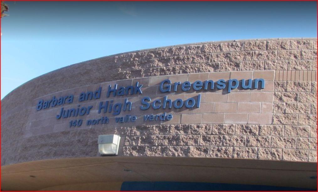 Image of Greenspun Junior High