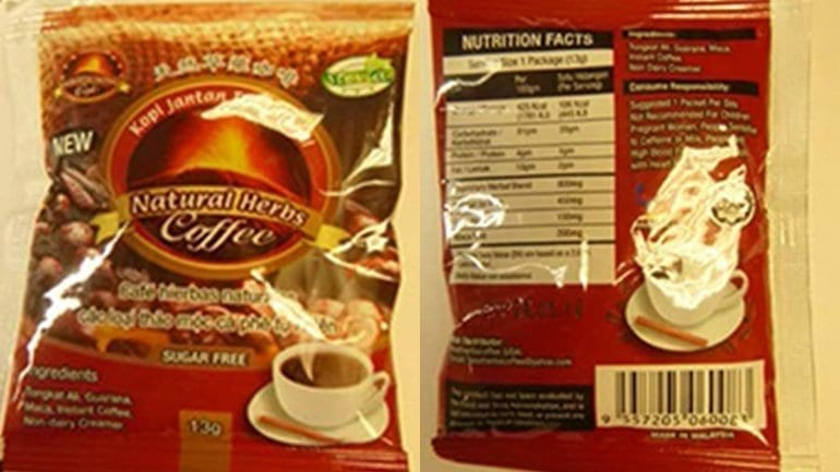 Image of the Recalled Bestherbs Coffee LLC Coffee