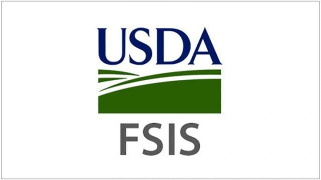 Image of the USDA FSIS Logo
