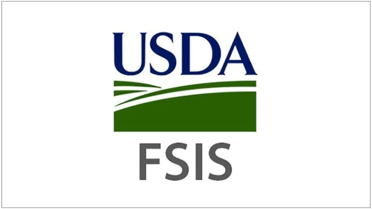 Image of the USDA FSIS Logo