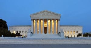 The Supreme Court building; image courtesy of www.commons.wikimedia.org, Joe Ravi, under license CC-BY-SA 3.0.