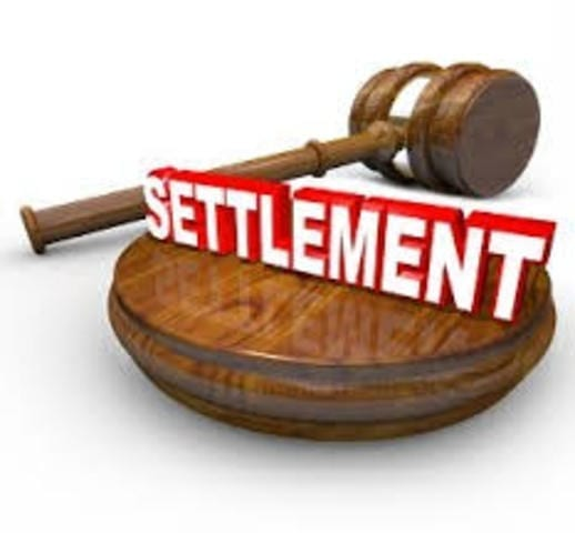 Lawyer Is Vindicated By Settlement