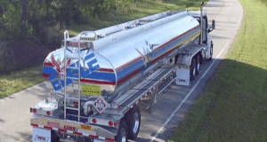 Image of a Eagle Transport Corp Truck