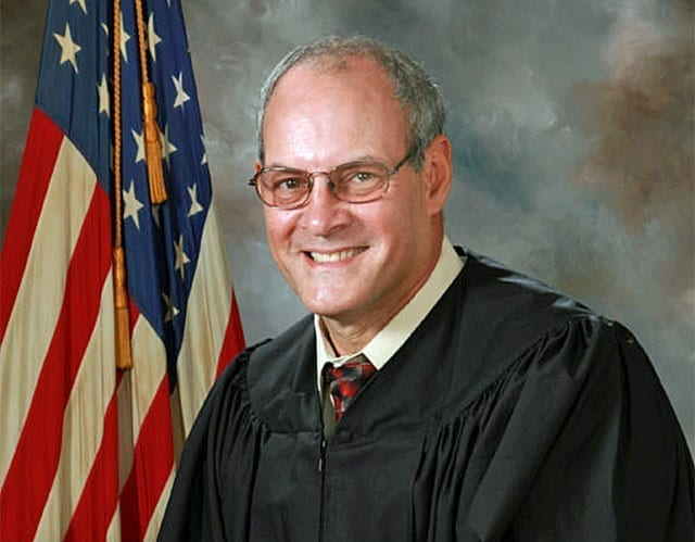 Judge Shot By Father of Convicted Rapist