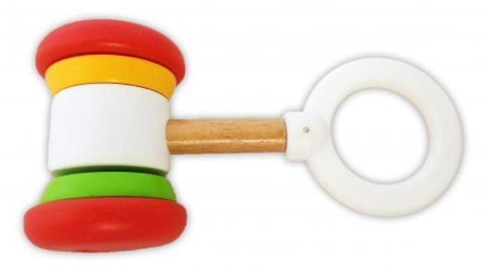 Image of the Recalled BRIO Toy Hammer