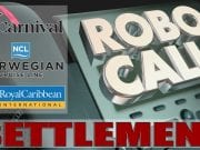 Image of a Robocall Settlement Sign