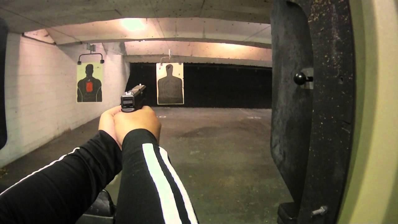 Image of a Shooting Range at Riverside Magnum Gun Range