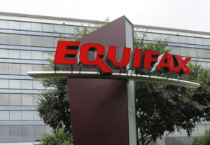 Image of the exterior of an Equifax Building