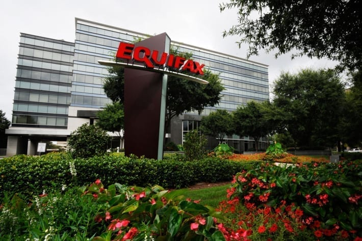 Image of the Equifax Headquarters
