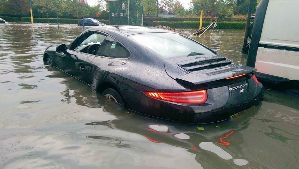 Auto buyers beware of potential vehicles that were in flood waters